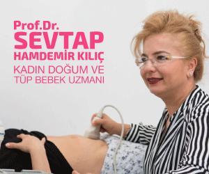 Prof. Dr. Sevtap Hamdemir Kılıç - Ankara Kadın Doğum ve Tüp Bebek Uzmanı