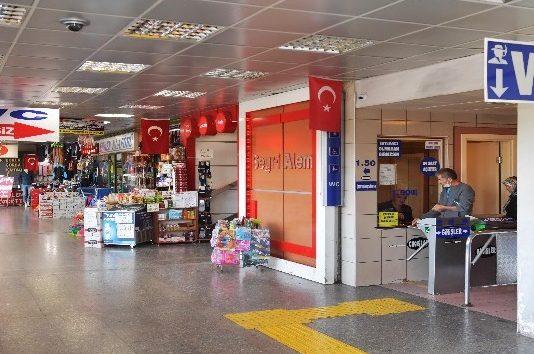 AŞTİ'de Tuvaletler Artık Ücretsiz