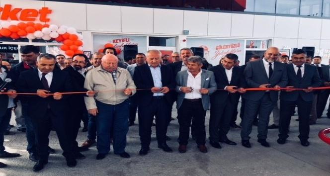 Aytemiz Ankara'da 15'inci istasyonunu açtı