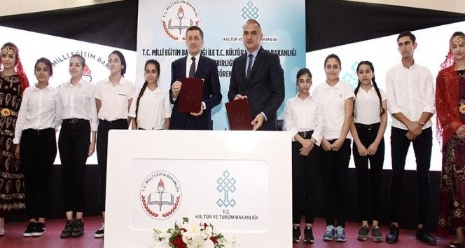 Bakan Ersoy'dan öğretmenlere müze müjdesi