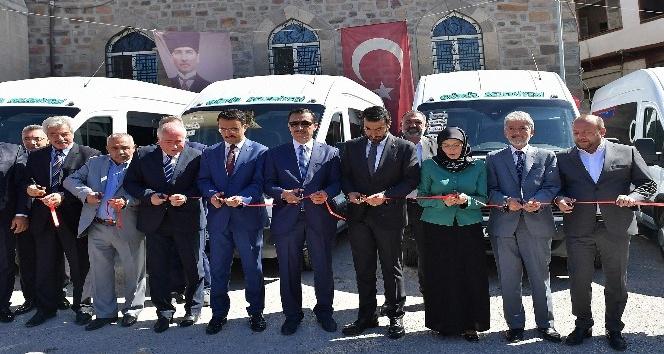 Başkan Tuna, Güdül'de yatırımların toplu başlangıç törenine katıldı