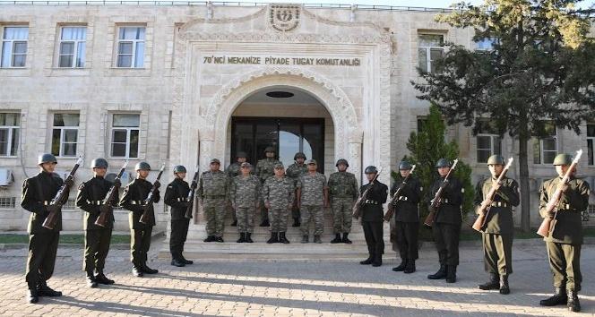 Genelkurmay Başkanı Güler, Diyarbakır ve Mardin'de incelemelerde bulundu