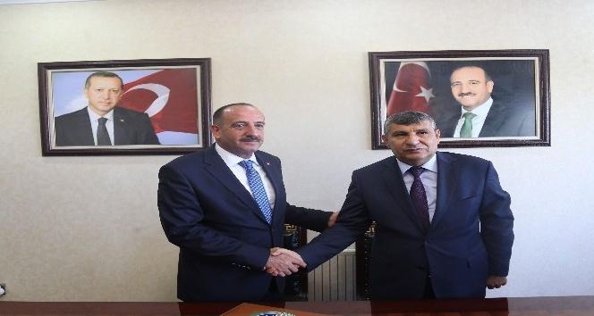 Karagedik tohum eleme tesisi Gölbaşı Belediyesine devredildi