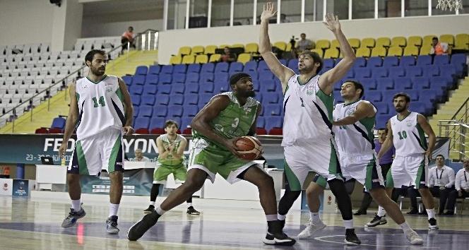Mamak Belediyesi Basketbol Takımı çeyrek finalde