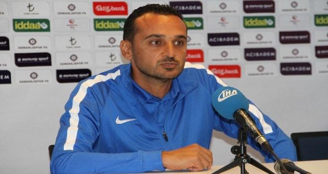 """Mustafa Sabri Odabaşı: """"Bundan Böyle önümüzdeki maçlara bakacağız"""""""