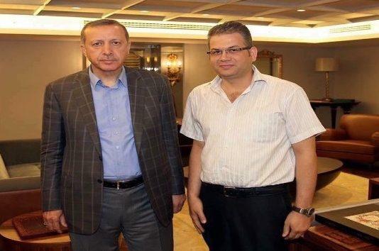 Osmanlı Ocakları Milletlerarası Teşkilat Başkanlığı'na Melih Göğebakan atandı