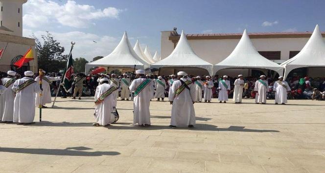 TİKA Etiyopya'da Necaşi Türbesi'nin restorasyonunu tamamladı