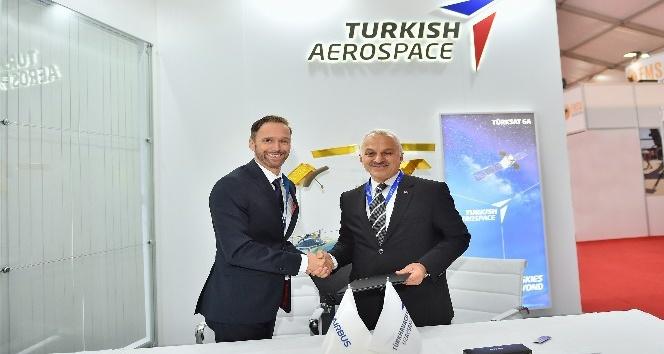 Türk Havacılık ve Uzay Sanayii ile Airbus'tan yeni uçak yapıları için uzlaşma