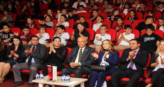 Başkan Yaşar M-LEAD dersinde