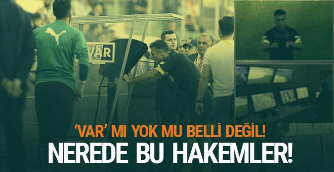 Bursaspor-Ankaragücü maçında skandal anlar!