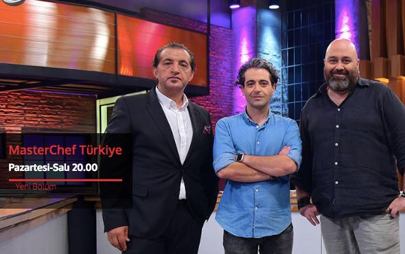 Masterchef hangi günler yayınlanacak TV8 yayın akışı sürprizi