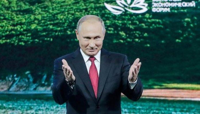 Putin'den Suriye'de 'askeri harekat' açıklaması