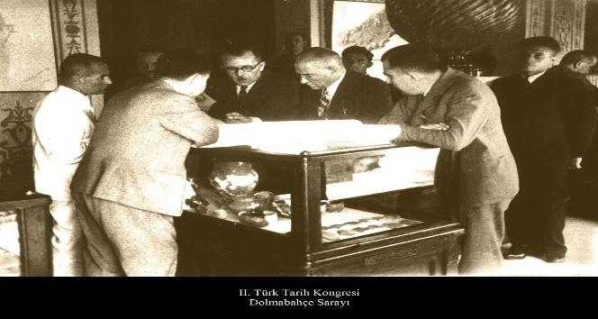 Tarihseverler 18'inci Türk Tarih Kongresinde Buluşuyor