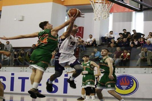 Basketbol Gençler Ligi: TED Ankara Kolejliler: 72 - Banvit: 81