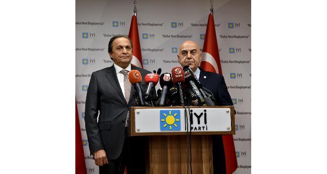 Kılıçdaroğlu-Akşener görüşmesi sona erdi